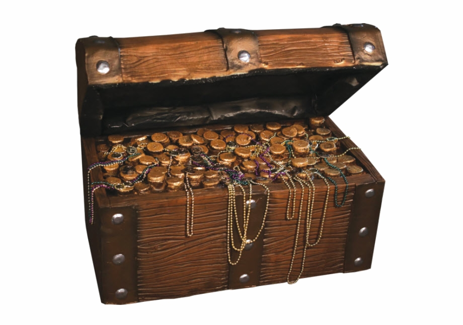 Treasure Chest Free Png Image.