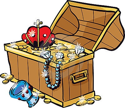 Treasure Clipart.