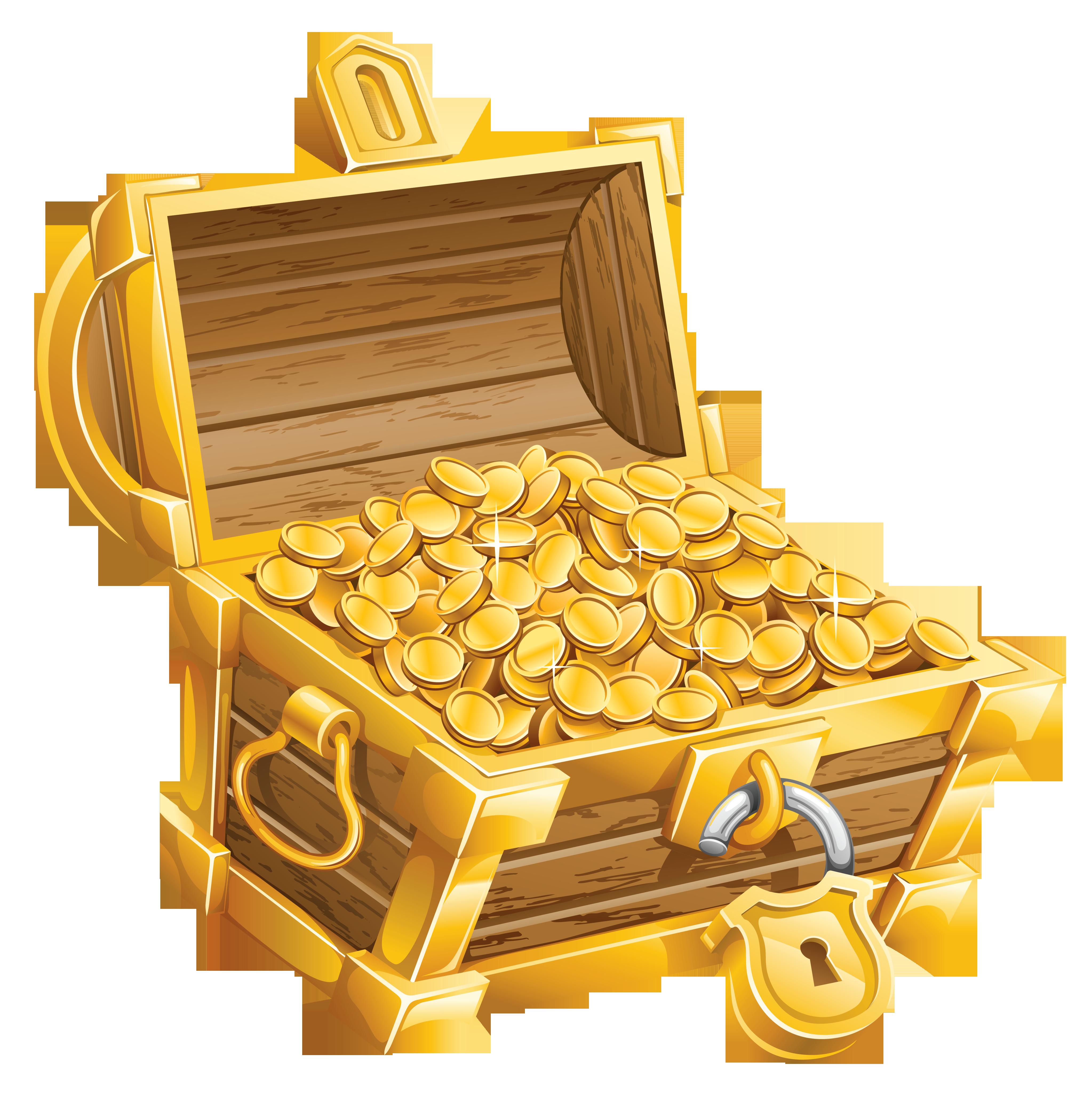 Treasure Chest Clipart Free.