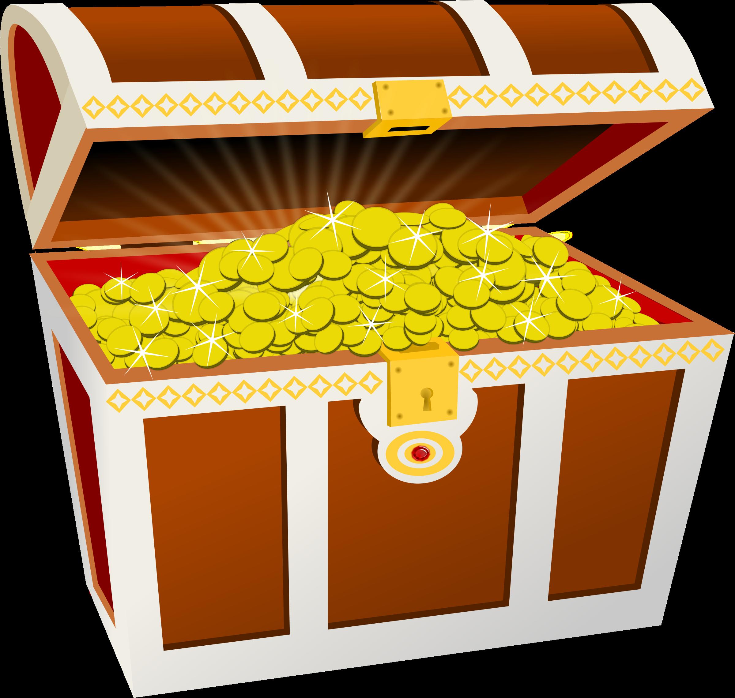 Treasure clipart treasure coin, Treasure treasure coin.