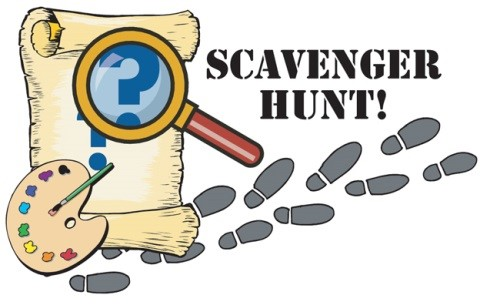 Free Scavenger Hunt Clipart Pictures.