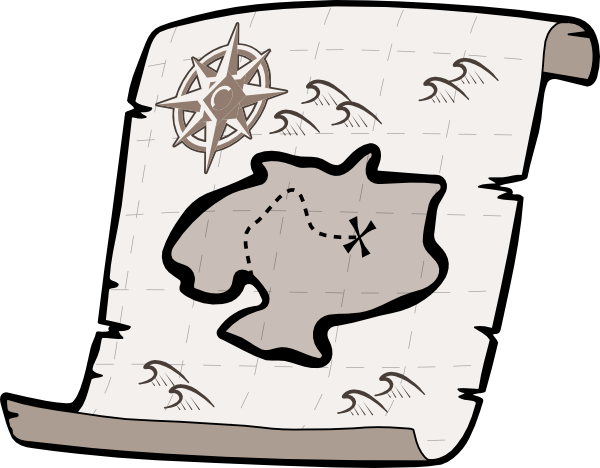 Free Treasure Map Pictures, Download Free Clip Art, Free.