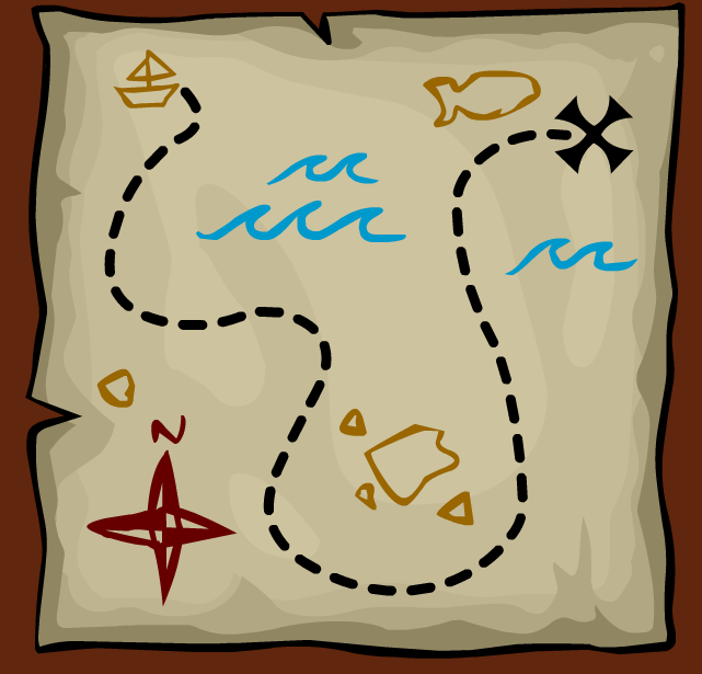 Free Treasure Map Clipart, Download Free Clip Art, Free Clip.