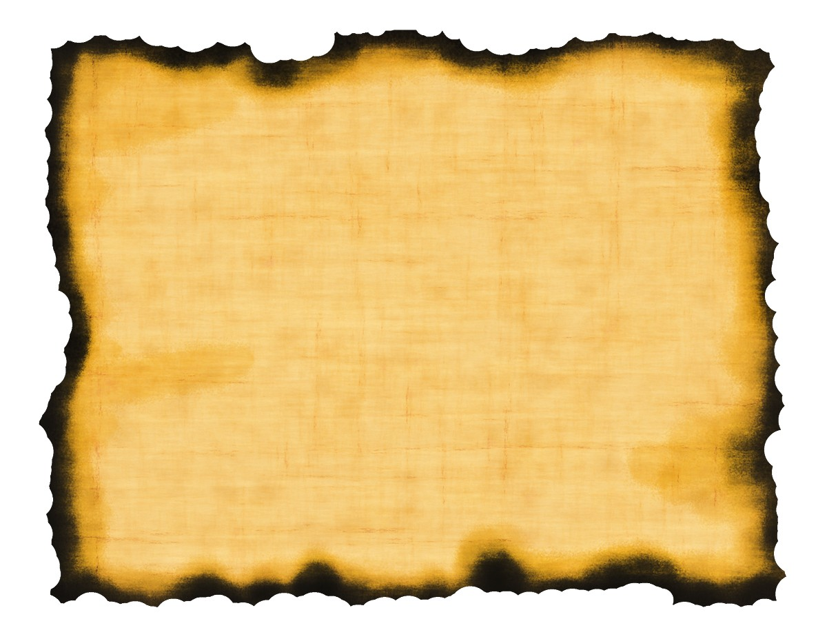 treasure map outline clipart #18