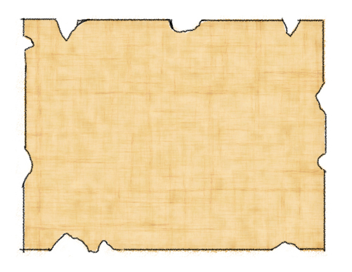 Blank Treasure Map Templates for Children.