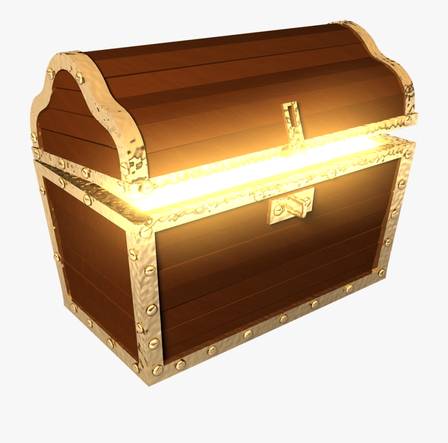 Png Treasure Chest.