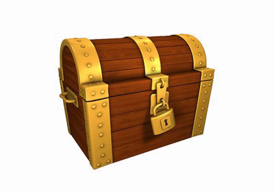 Treasure Chest PNG Images Transparent Free Download.