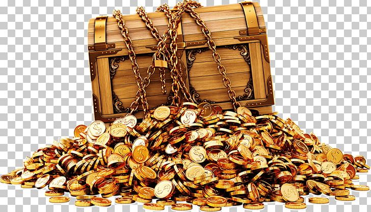 Gold Coin Buried Treasure PNG, Clipart, Bullion, Buried.
