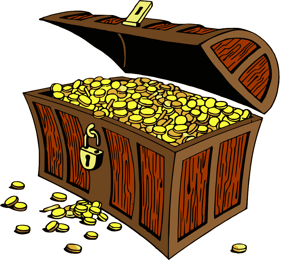 Free Treasure Chest Cliparts, Download Free Clip Art, Free.