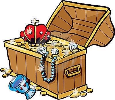 Treasures clipart 1 » Clipart Portal.