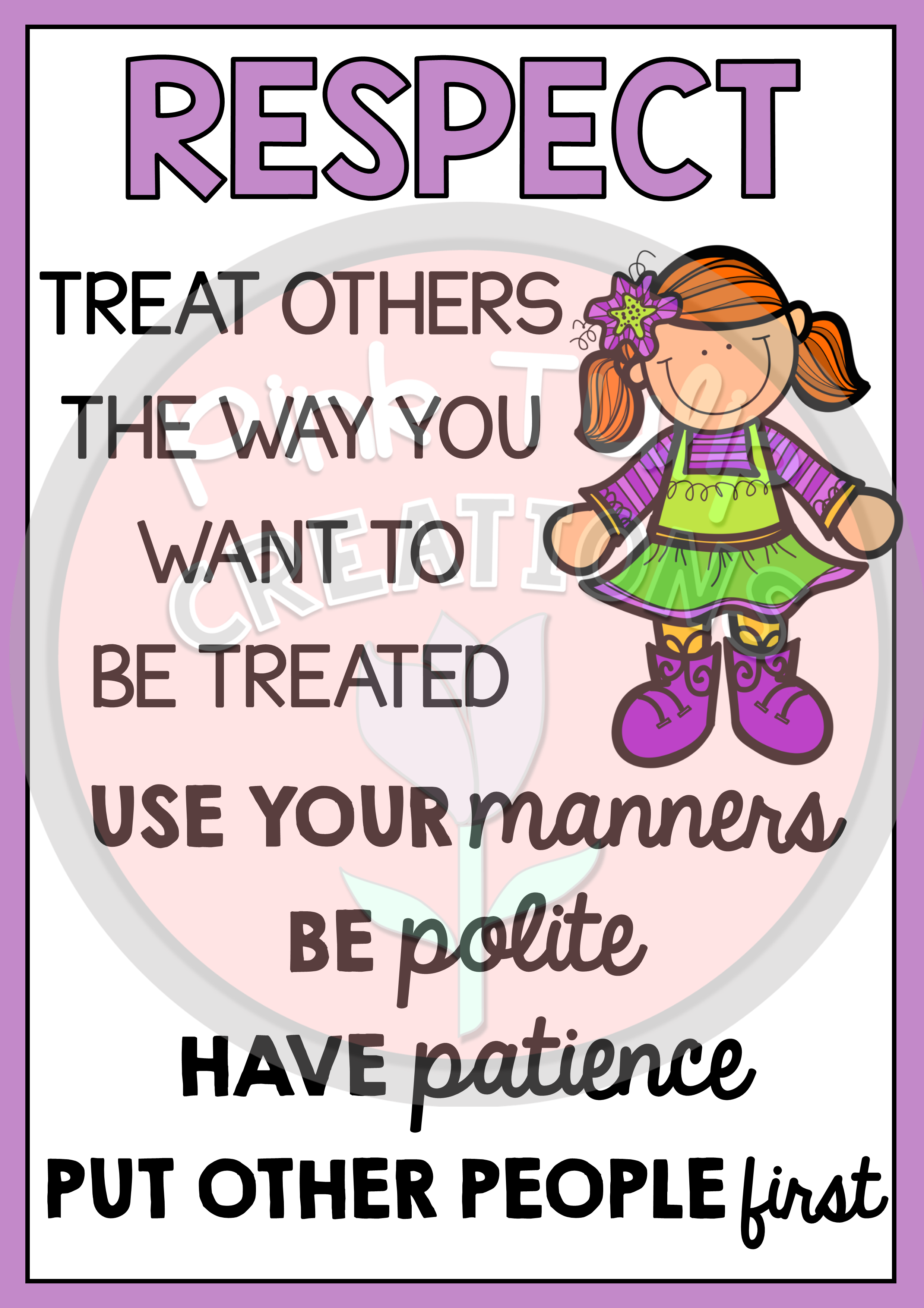 Kindness clipart value education, Kindness value education.