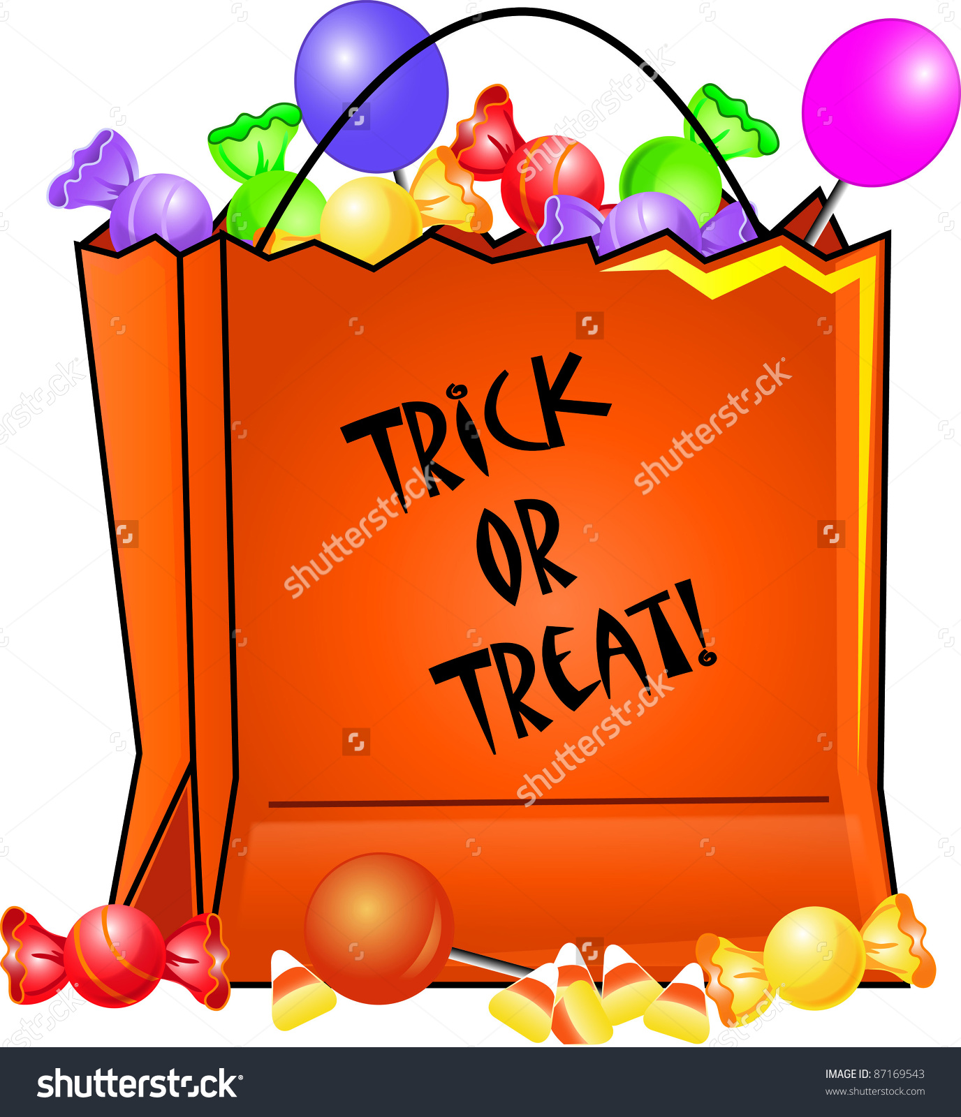 Treat clipart #10