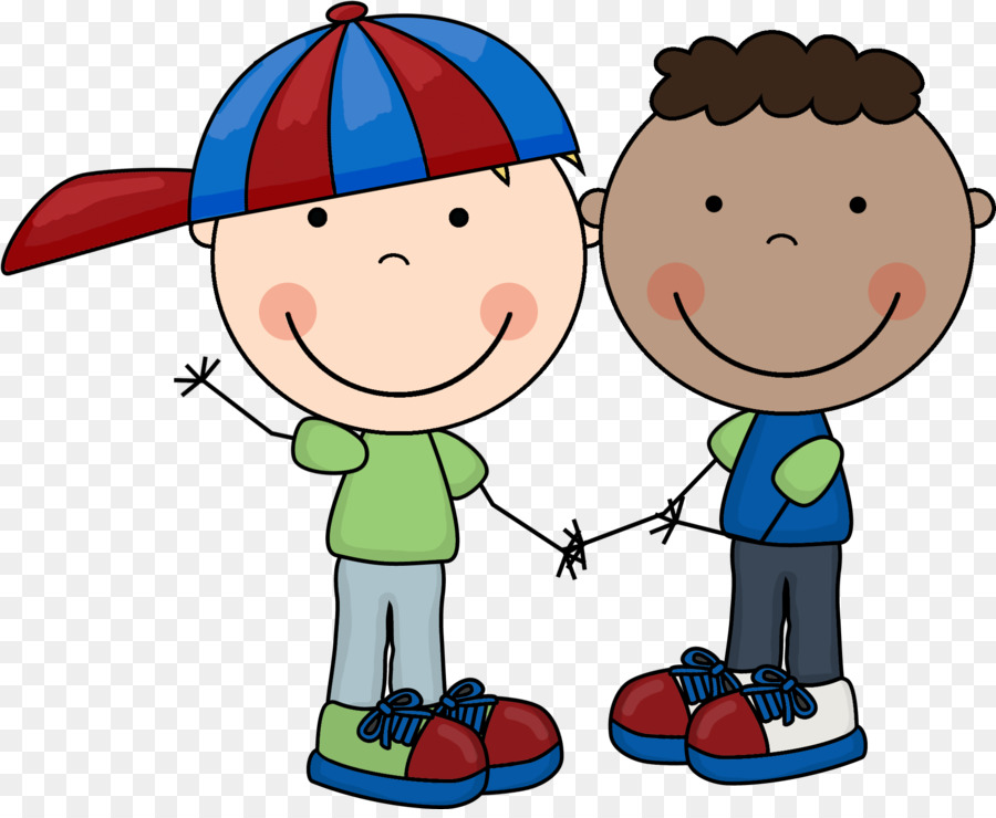 Showing Kindness To Others Clipart.