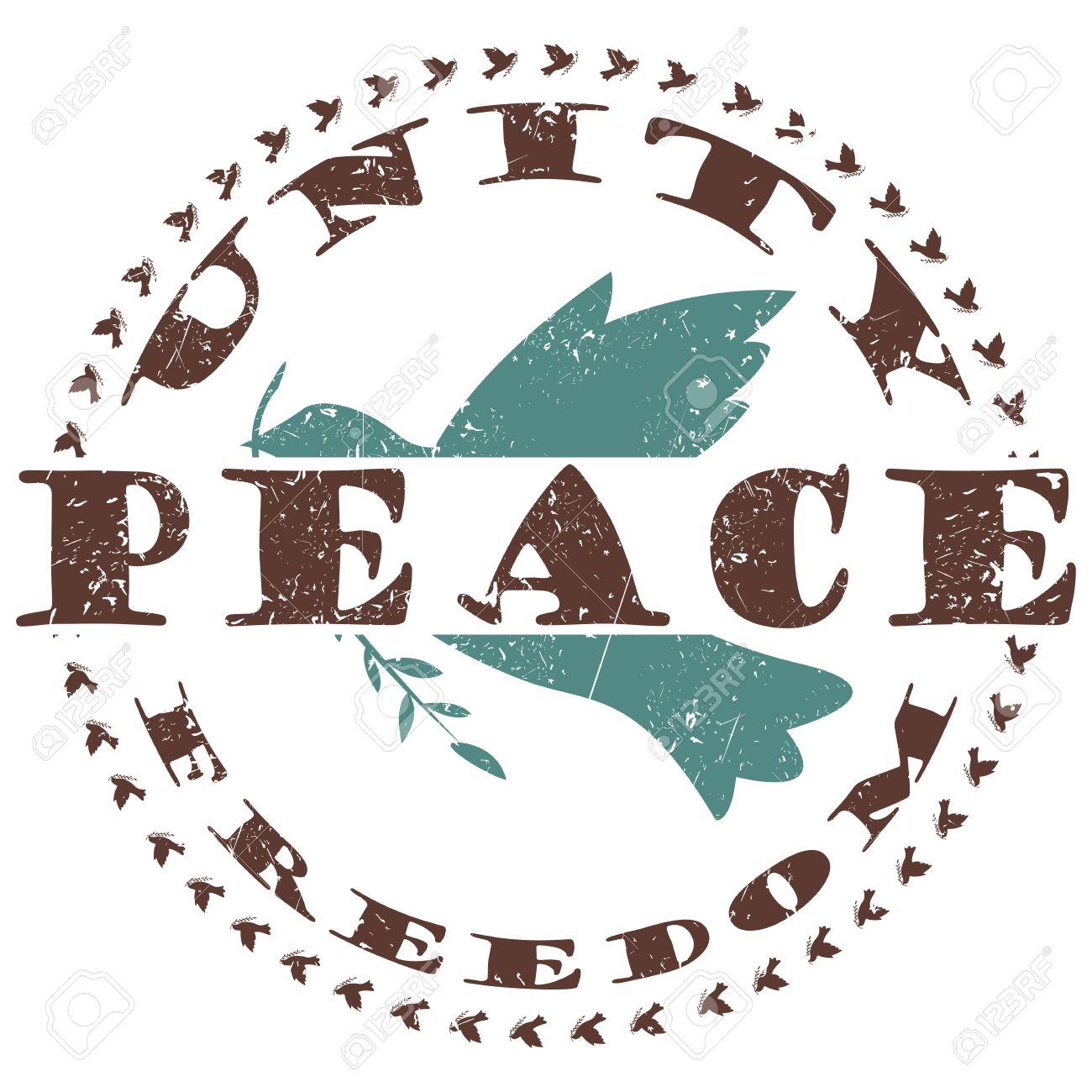 Peace treaty clipart.