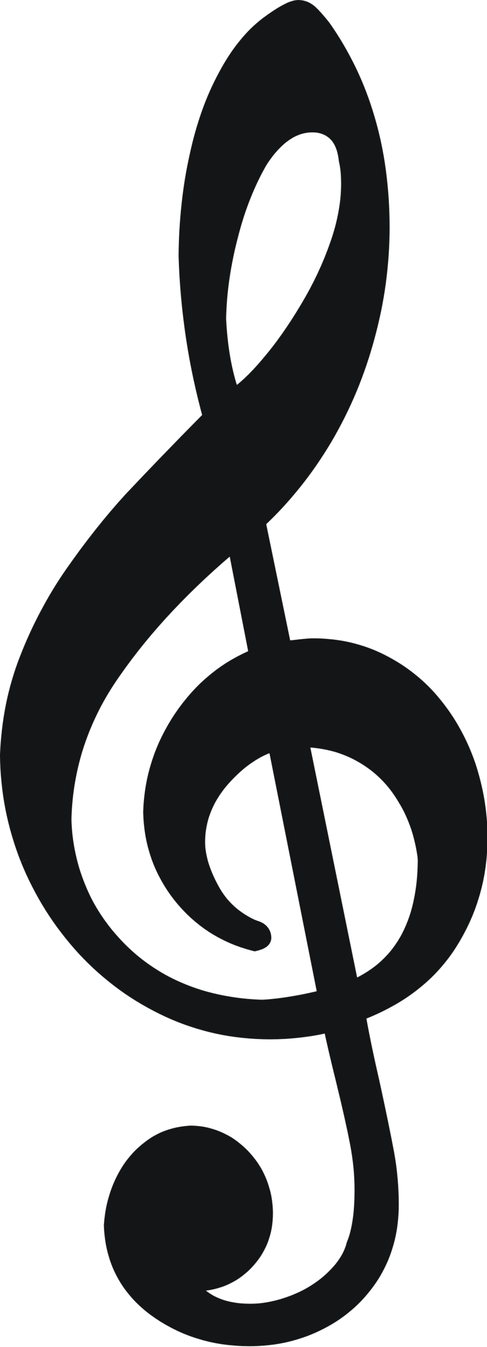 Free Picture Of Treble Clef, Download Free Clip Art, Free.