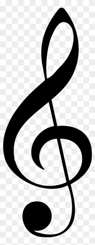 G Clef Musical Note Comments.