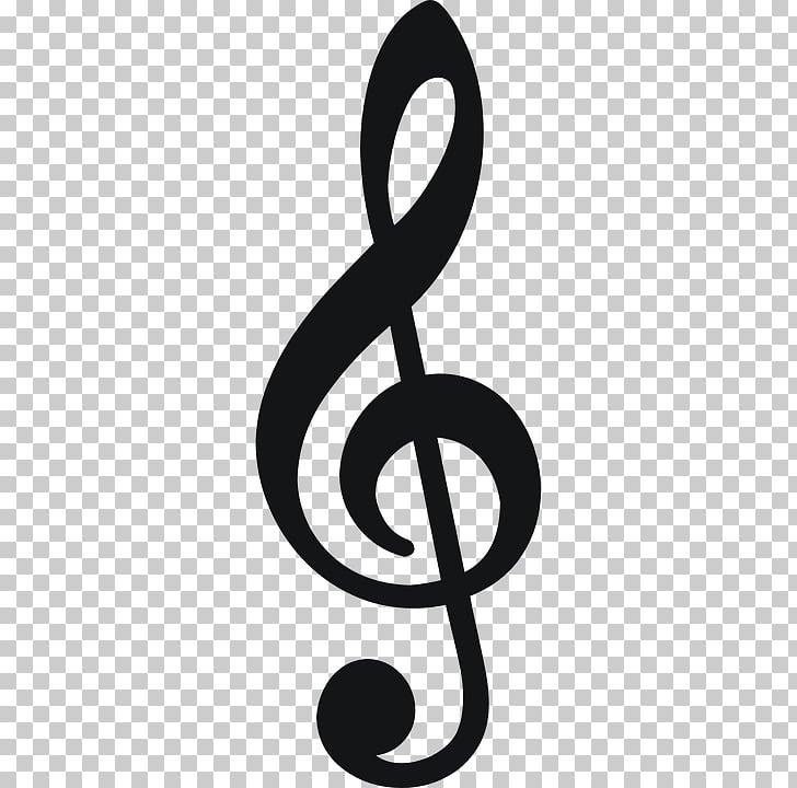 Treble Clef Musical note graphics Sol anahtarı, musical note.