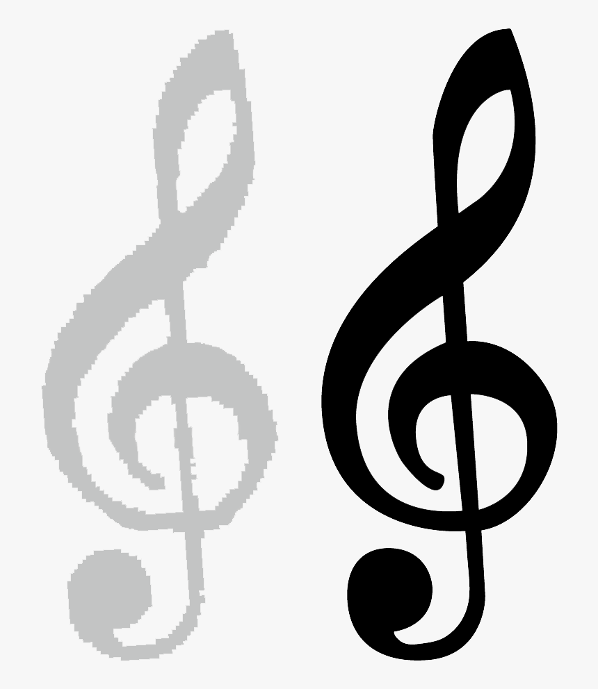 Clef Note Download Png.