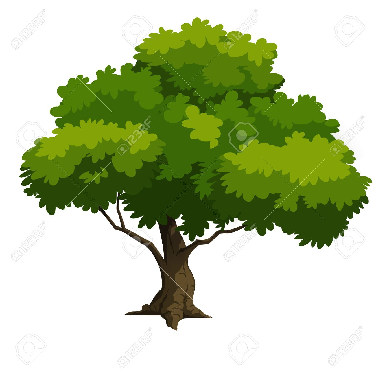 Collection of free Branches clipart 2d tree. Download on.
