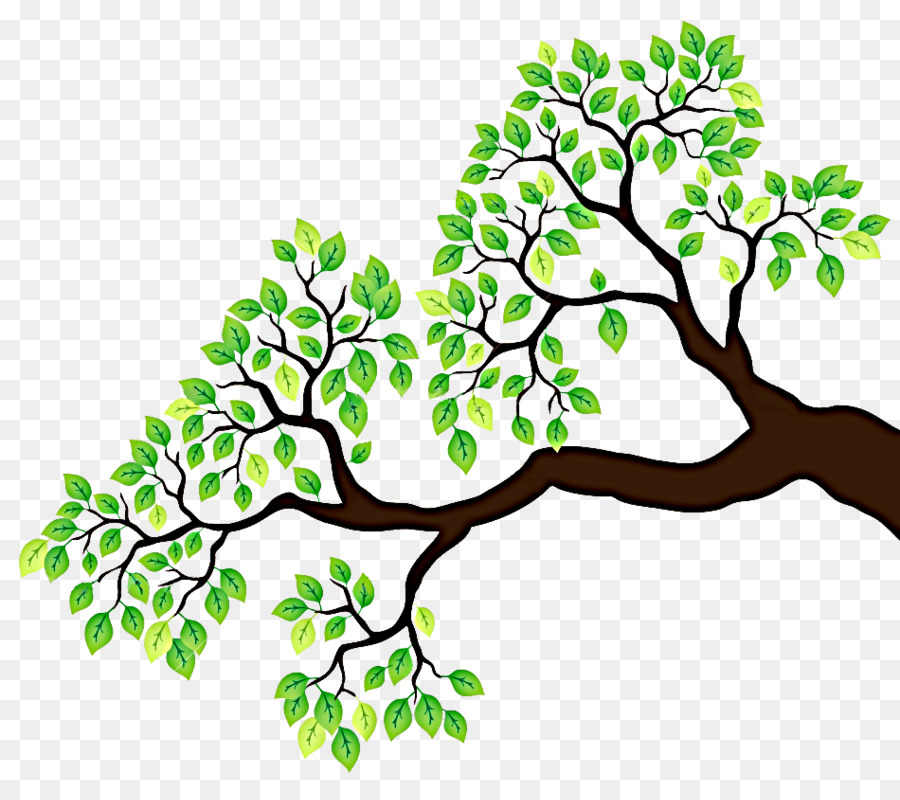Tree branches clipart 3 » Clipart Station.