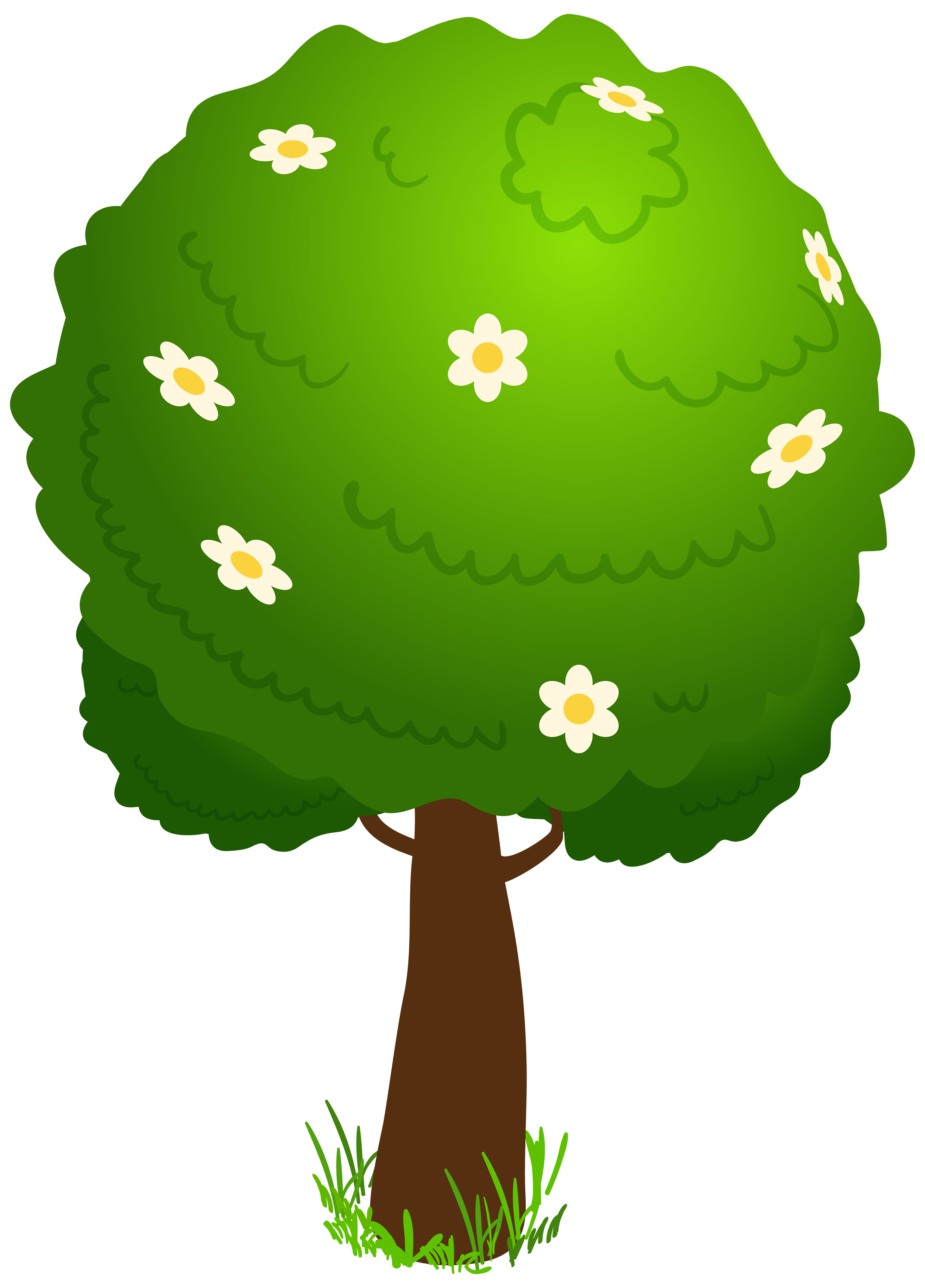 Cloud clipart tree, Cloud tree Transparent FREE for download.