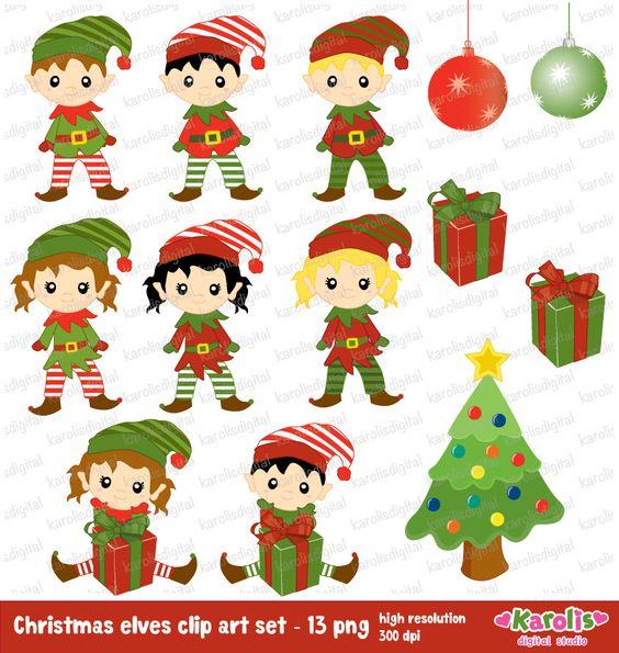 Beard clipart, Christmas elf and Elves on Pinterest.
