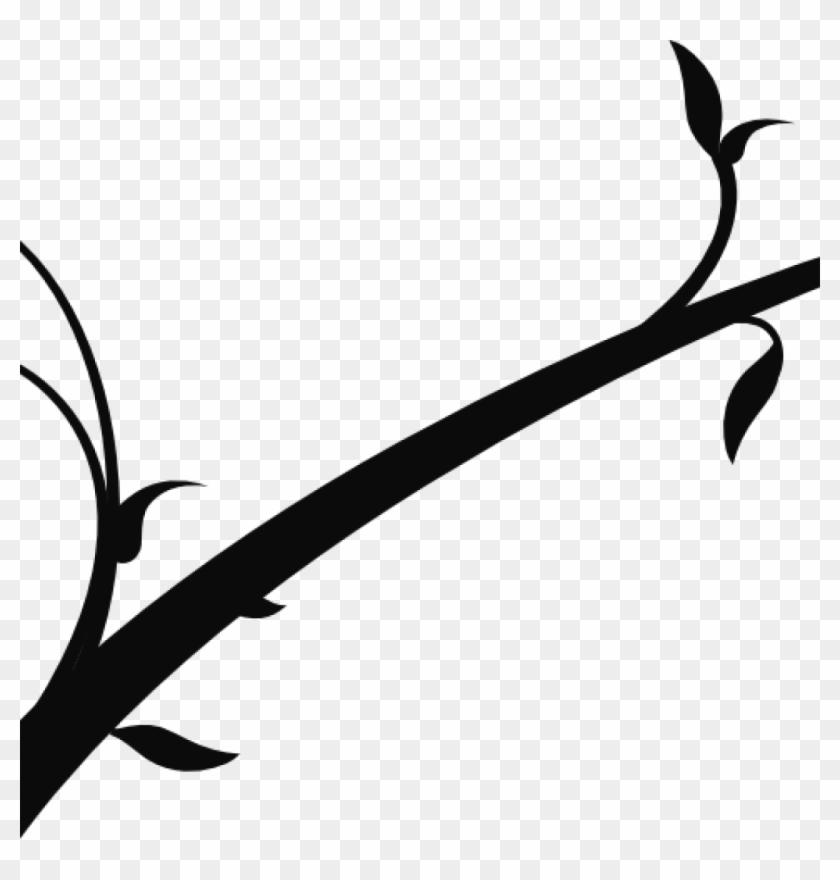 Branch Clipart Spring Branch Clip Art At Clker Vector.
