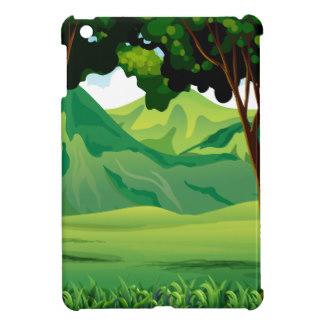 Clipart Tree iPad Mini Cases & Covers.