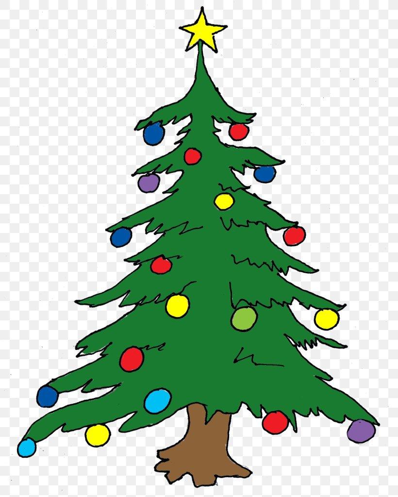 How The Grinch Stole Christmas! Clip Art Christmas Tree.