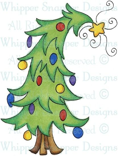 Christmas Tree Clipart Grinch.