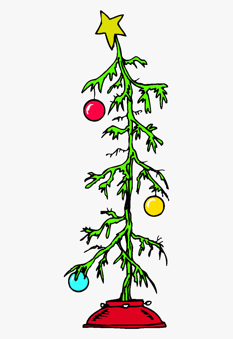 1761 Grinch free clipart.
