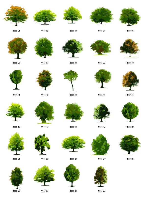 Image result for photoshop tree clip art.