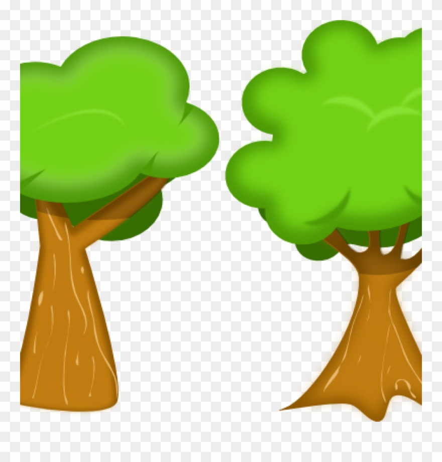Trees Cliparts Soft Trees Clip Art At Clker Vector.