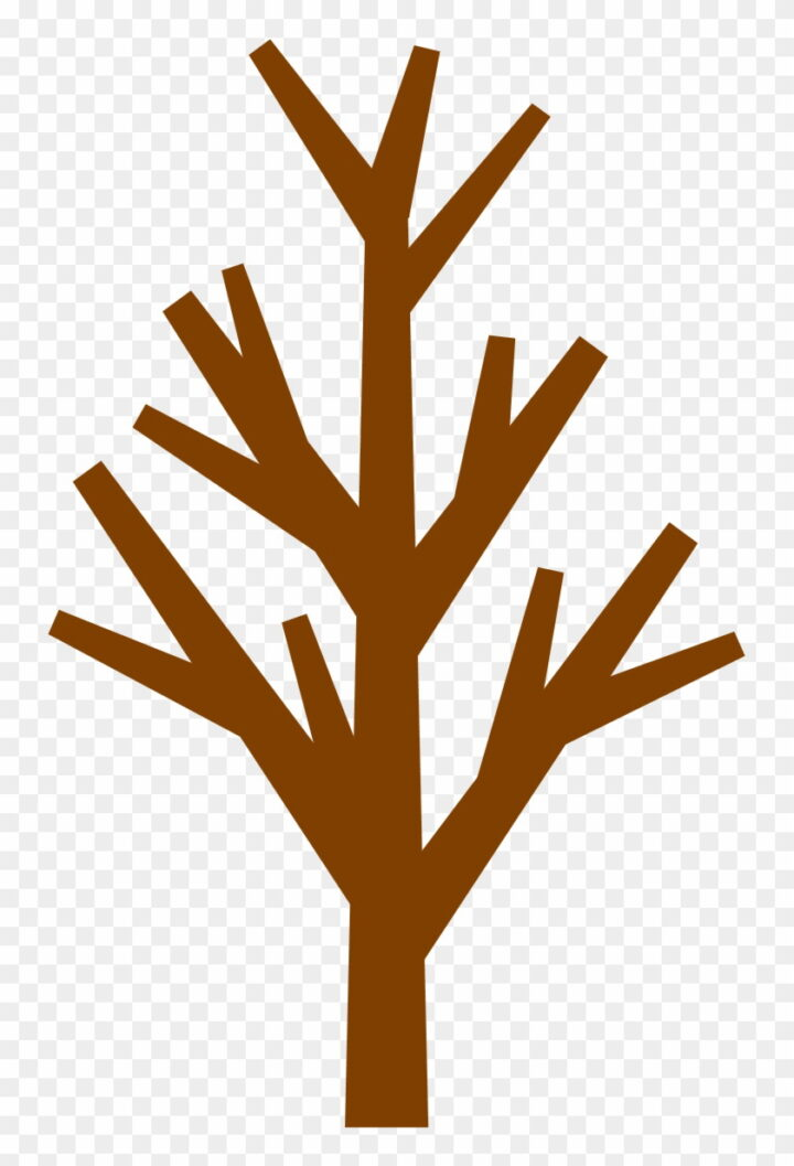 Brown Tree Without Leaves Clipart Tree Clip Art No Leaves.