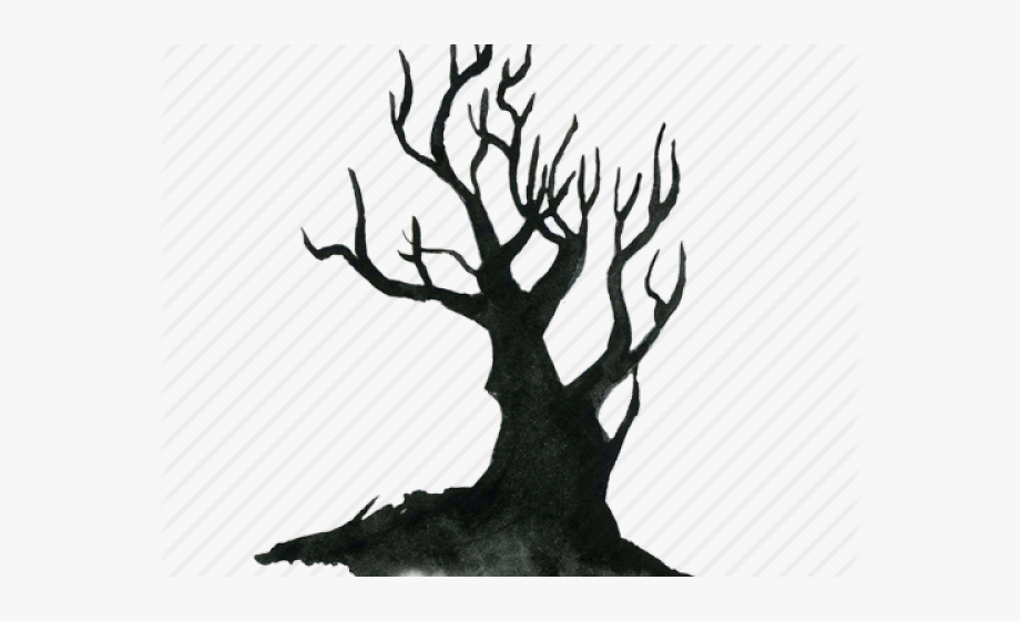 Dead Tree Clipart File.
