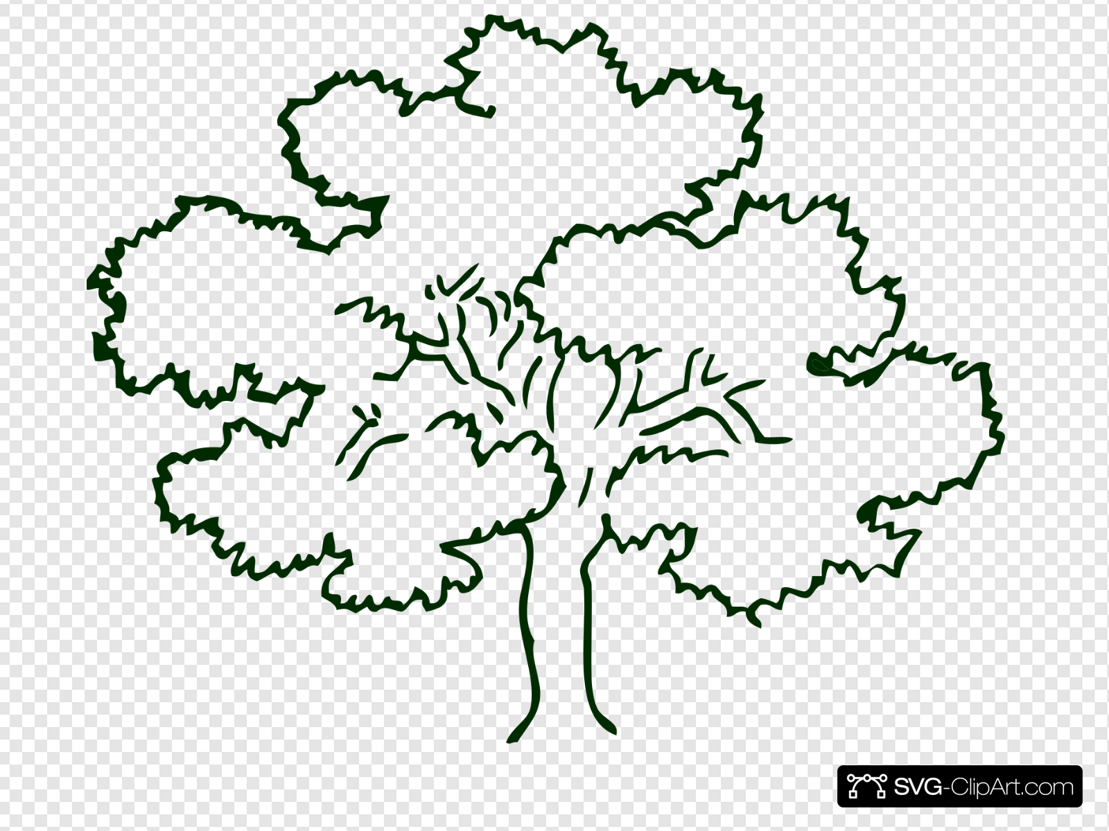 Business Card Tree Clip art, Icon and SVG.