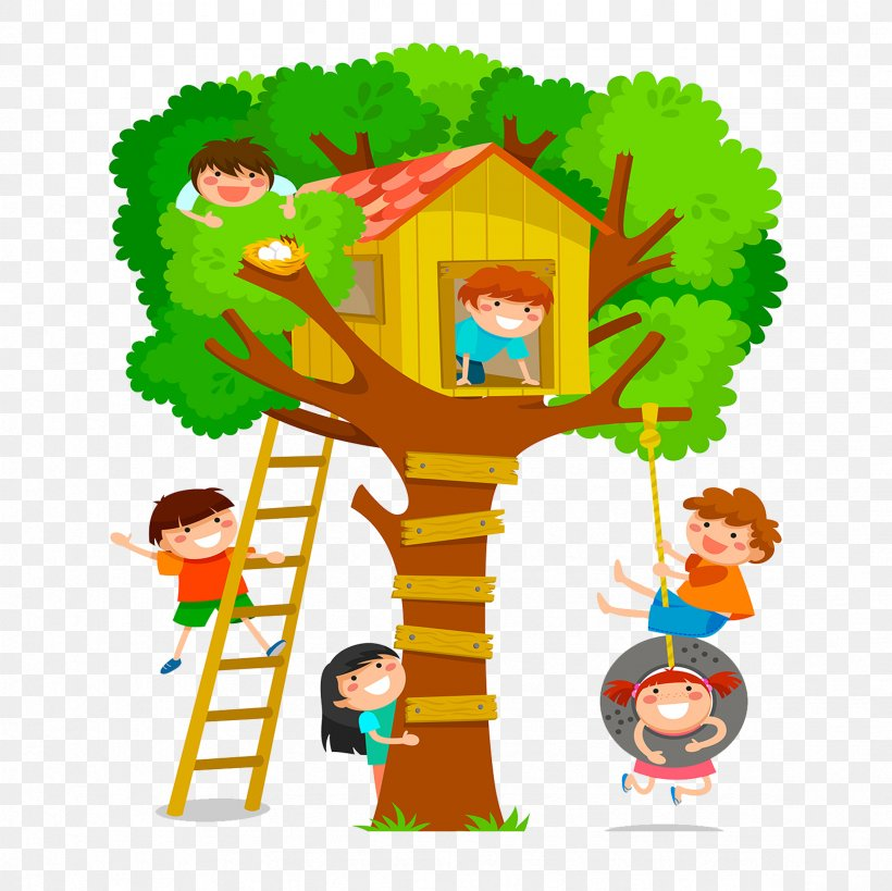 Tree House Stock Photography Clip Art, PNG, 2362x2362px.