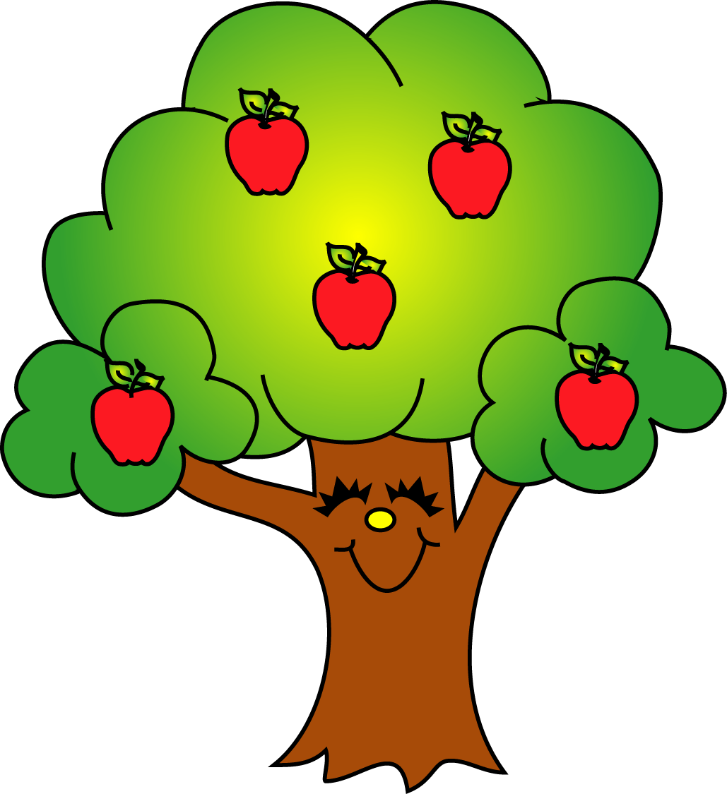 Tree clipart fruit, Tree fruit Transparent FREE for download.