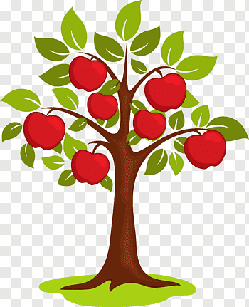 Apple Tree cutout PNG & clipart images.