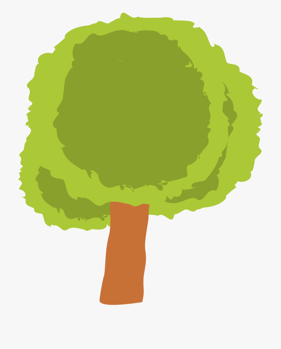 Tree Clipart Clipart Short Tree.