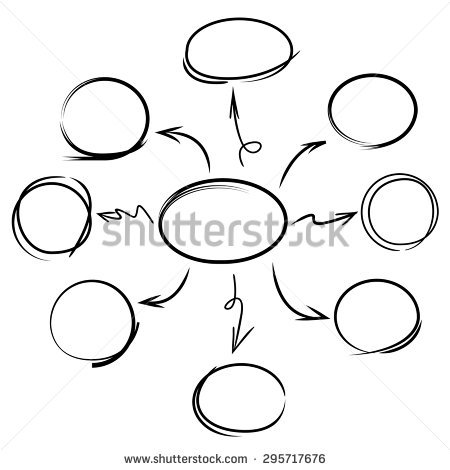Mind Map Stock Images, Royalty.