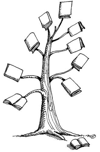 Tree of Knowledge Clipart (47+).