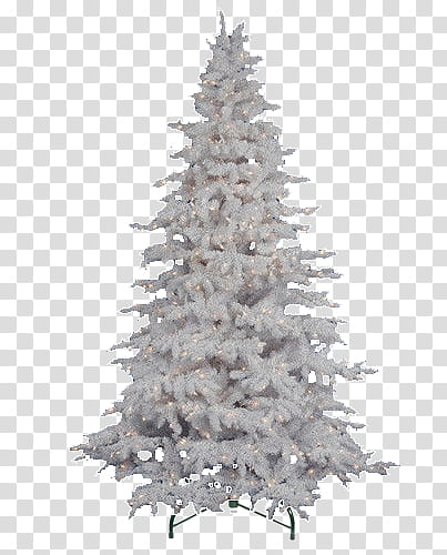 Free Christmas Trees shop Brushes plus Cutout, white.