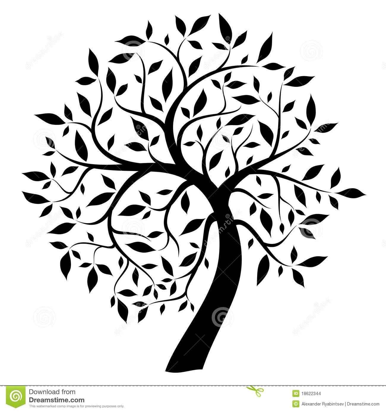 Jewish Tree Of Life Clipart.