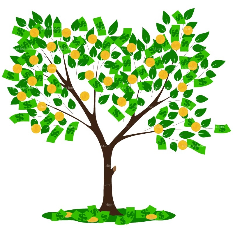 tree clipart wallpaper #6