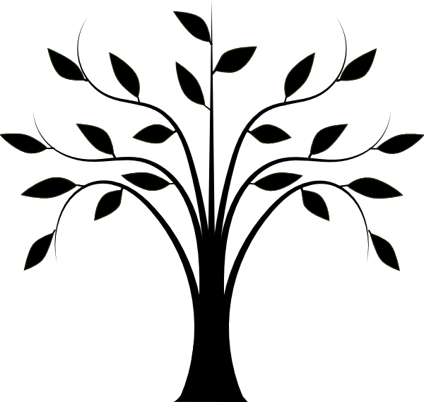 Abstract tree drawing clipart images gallery for free.