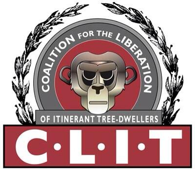 """Steven on Twitter: """"The Coalition for the Liberation of Itinerant."""