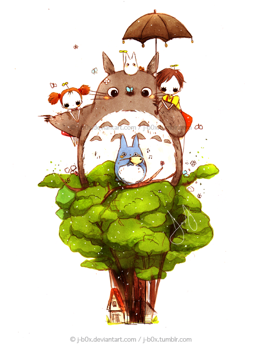Tree Dwellers by j.