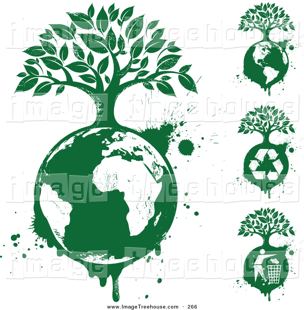 Tree Earth Clipart Free.
