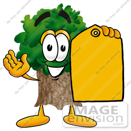 Tree clipart images with face.